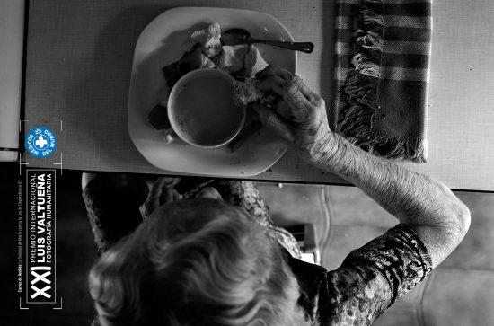 Carlos de Andres 2 Desayuno en cocina