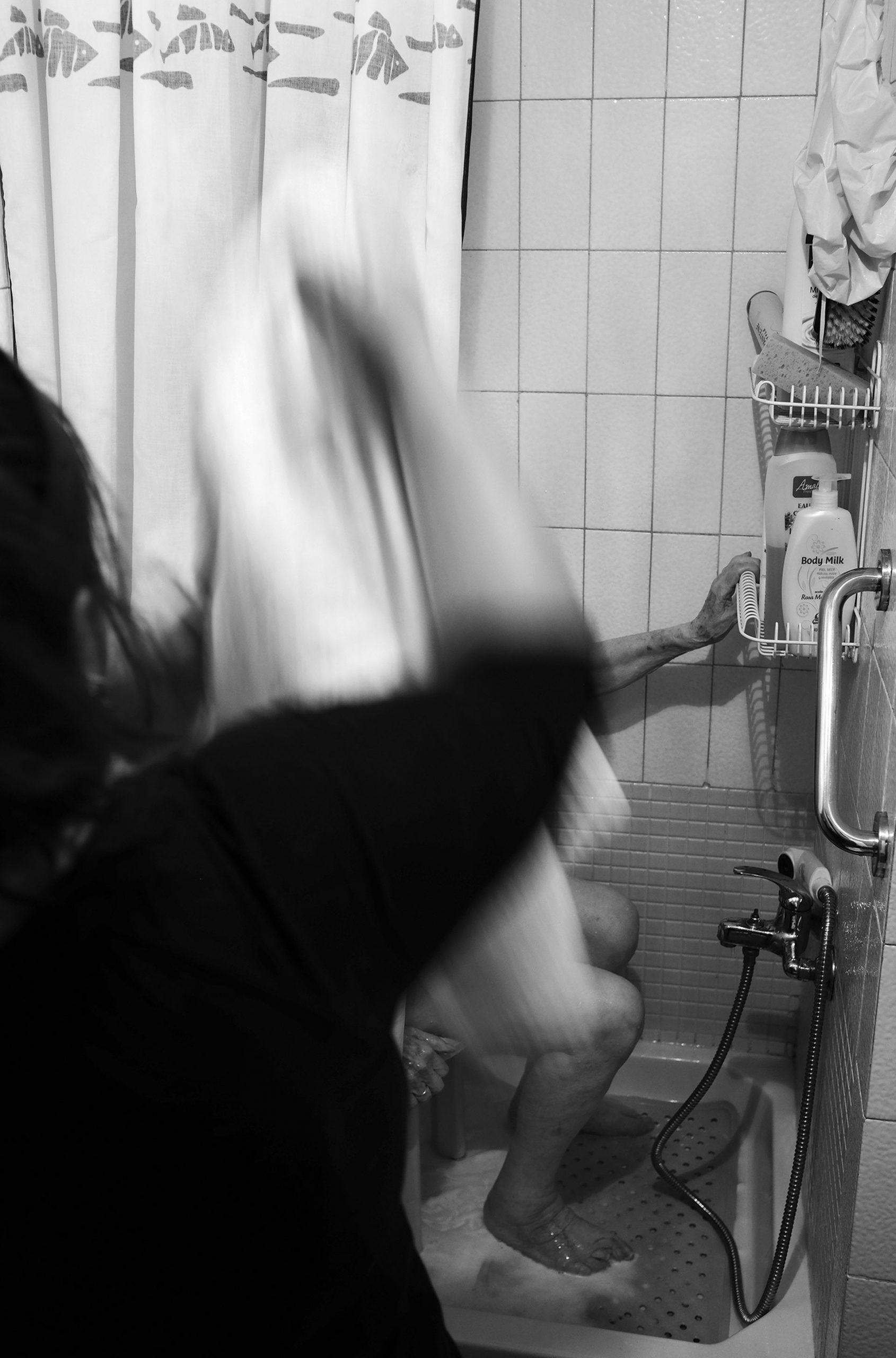 Baño diario.