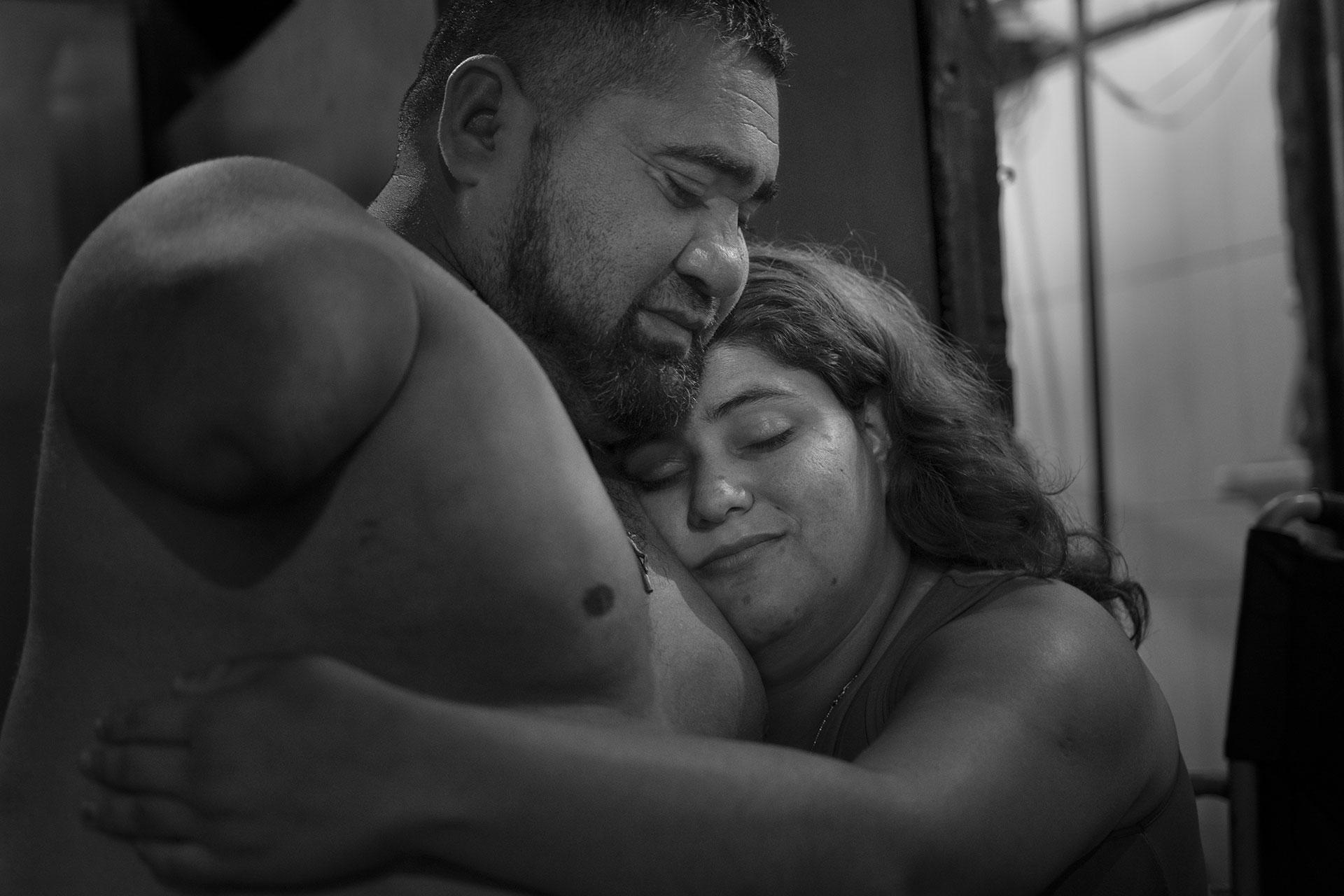 Jorge y Vero se eligen todos los días. Su vínculo de amor y sostén les permite afrontar las dificultades y perseverar. Se sienten orgullosos de la familia que han construido y su deseo es poder brindarle a su hija un entorno con justicia e igualdad de oportunidades.