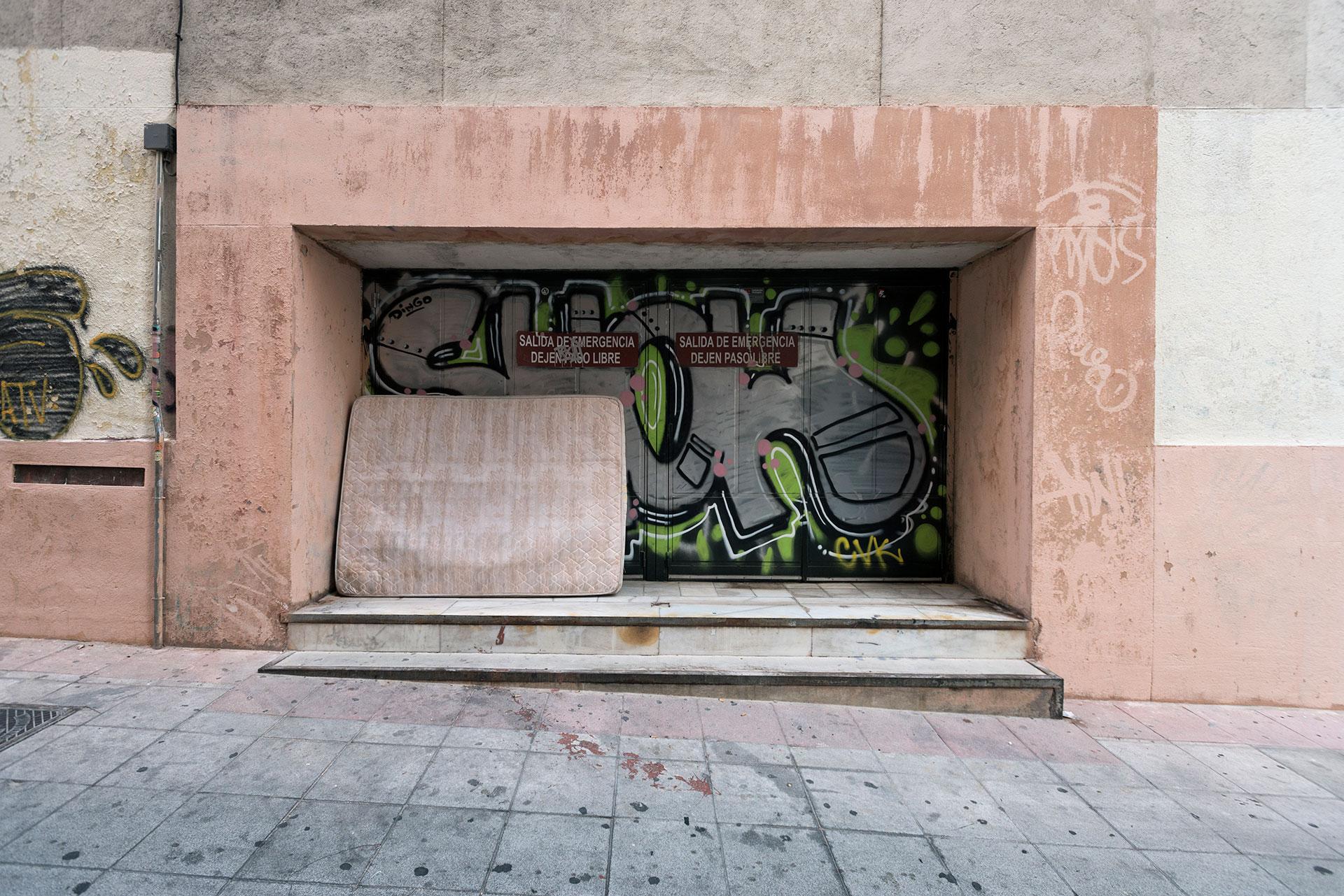 Madrid, Calle x s/n.