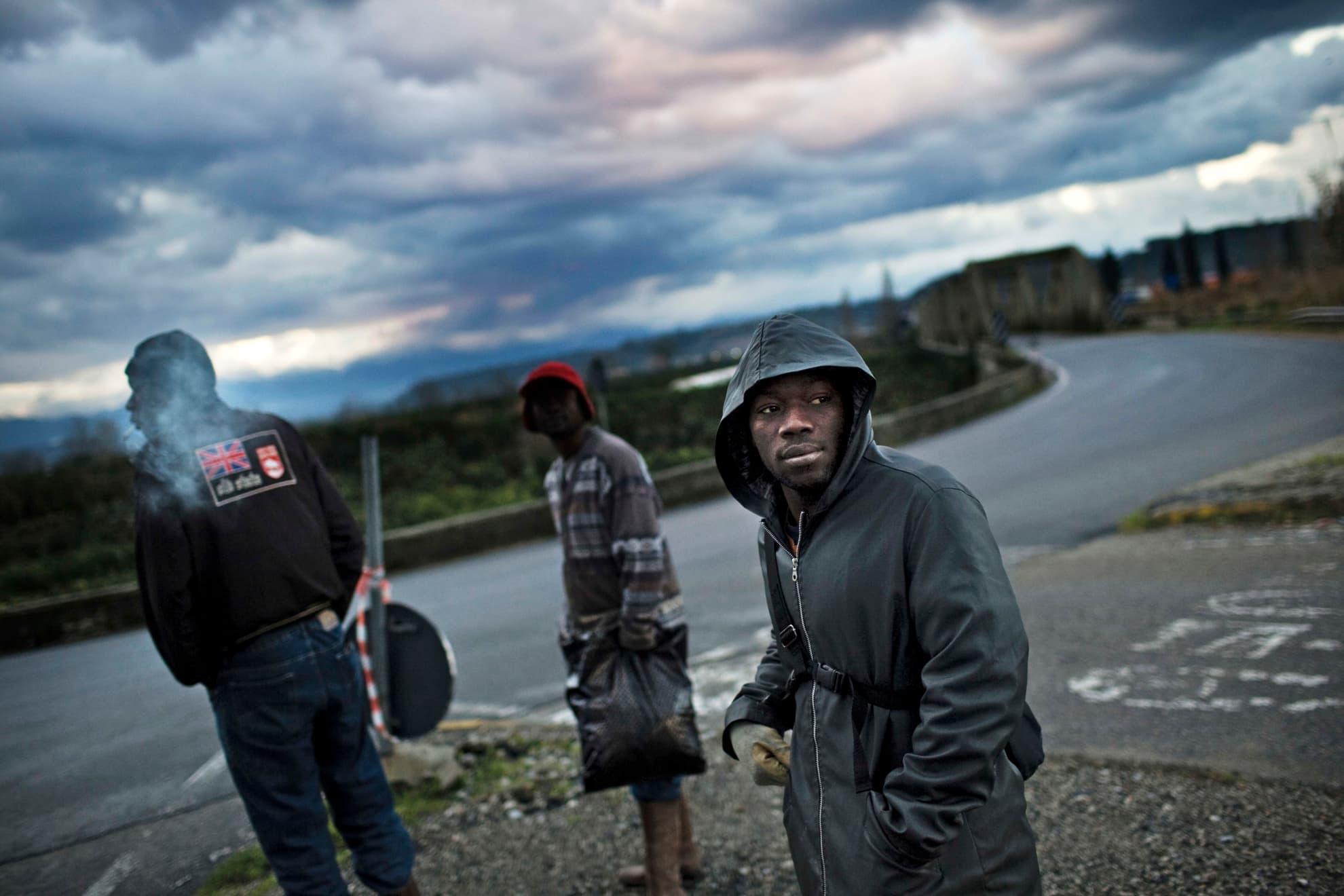 Más de la mitad de los refugiados son hombres. ¿Los motivos de su huida son diferentes?