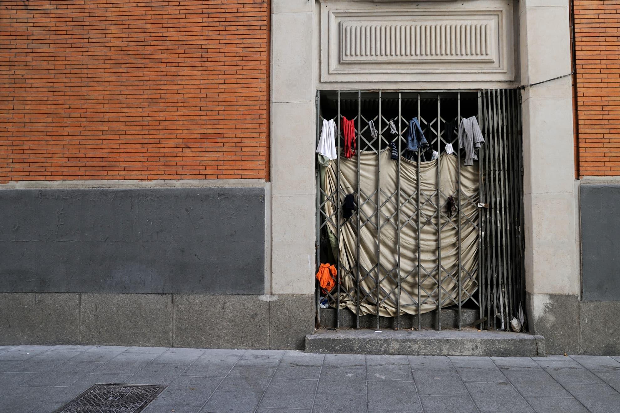 """Suite """"Palacio de la Música"""". Calle Gran Vía, 35. Madrid."""
