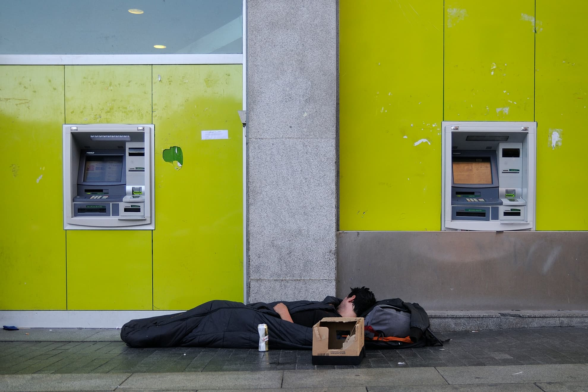 """Suite """"Bankia"""". Calle Gran Vía, 44. Madrid."""