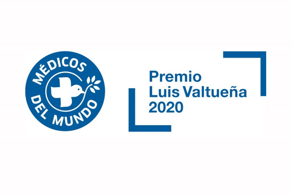 Logo Premio Luis Valtueña 2020